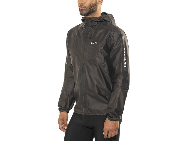 GORE WEAR R7 Gore-Tex Shakedry Hooded Jacket Men black